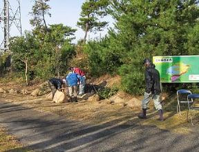 2010年10月撮影 「立花容器の森」