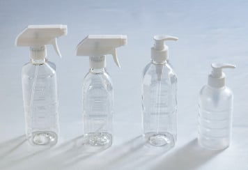 消毒液用容器