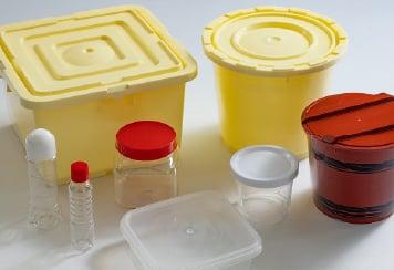 プラスチック容器